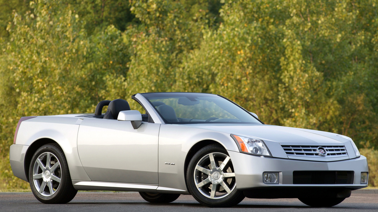 Worst Sports Cars Cadillac Xlr