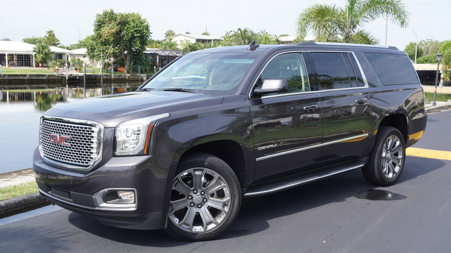 2016 GMC Yukon XL Denali Review: More of everything