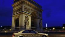E-Class Experience Paris-Beijing 2006
