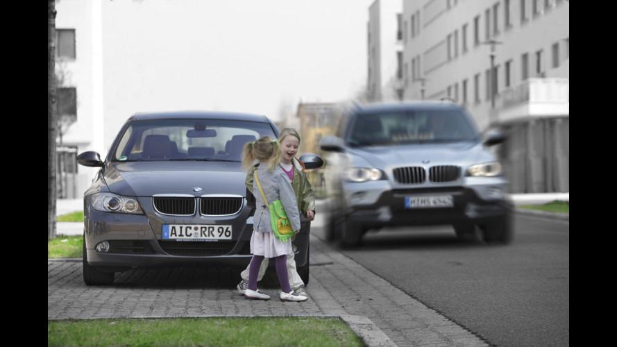 Un futuro senza incidenti stradali