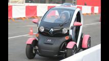 Renault Twizy. I test drive al Motor Show