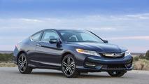 2016 Honda Accord Coupe facelift