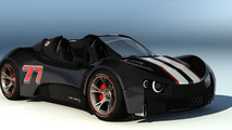 Factory Five 818 design proposal - 6.17.2011