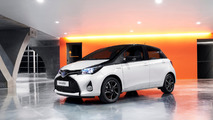 2016 Toyota Yaris (UK-spec)