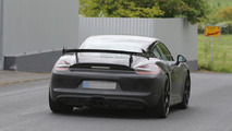 Porsche Cayman GT3 / GT4 spy photo