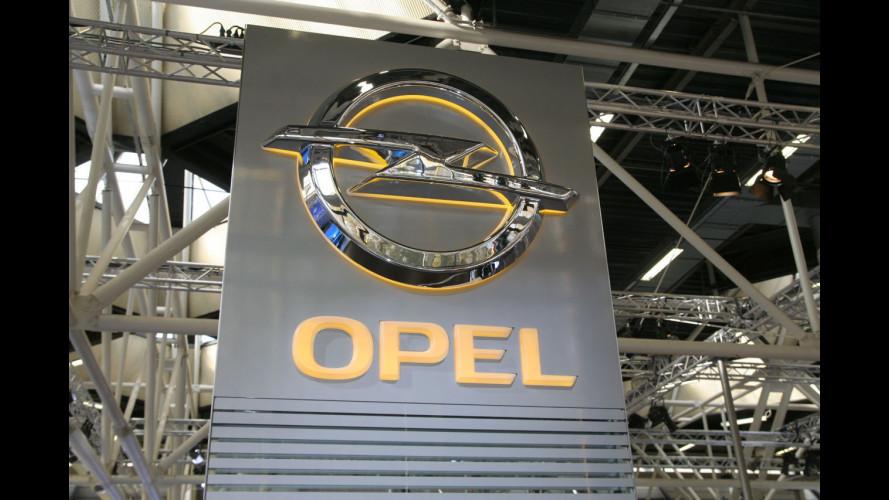 Opel al Motor Show 2008