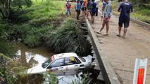 Ross Cox, Janet Binns crash
