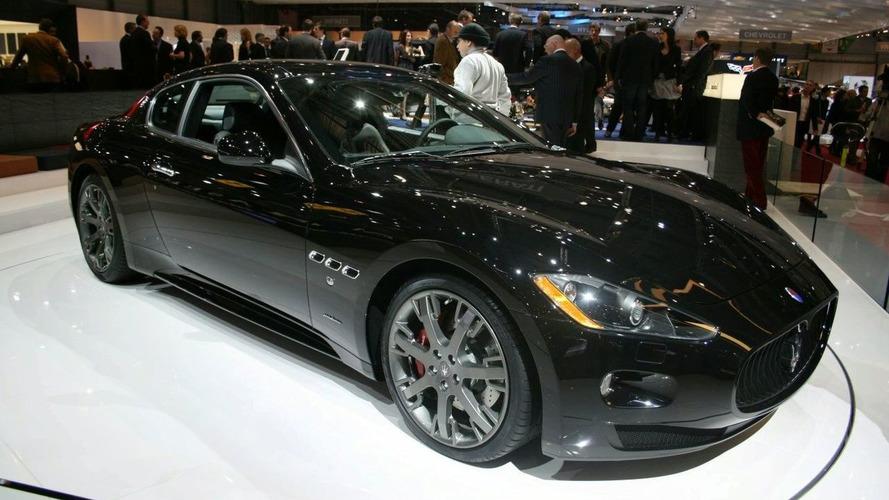 Maserati GranTurismo S Blows Socks Off Geneva
