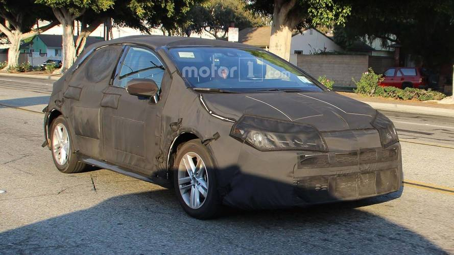 2019 Toyota Corolla iM Spied Stalking The Streets Of SoCal