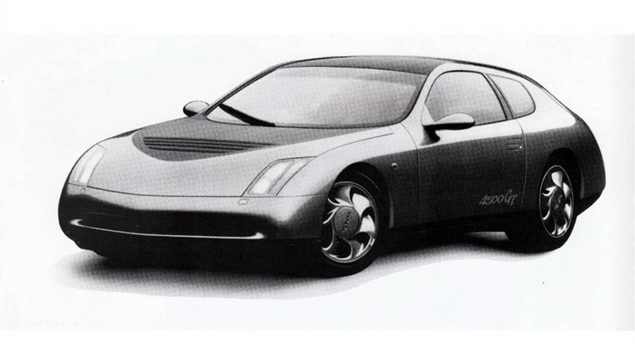 1989 Toyota 4500GT