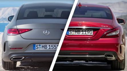 Mercedes, con la CLS inizia un nuovo corso stilistico