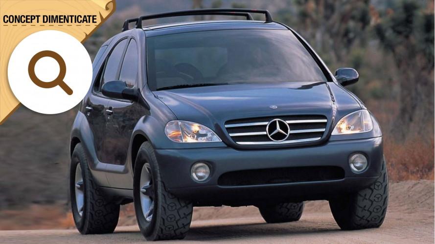Mercedes AAV, la ML con un anno d'anticipo