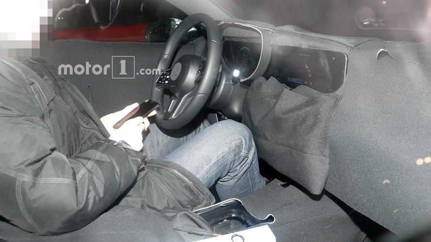 2018 Mercedes-Benz A-Class spy photo