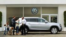 Volkswagen Atlas Luv Bug Ad