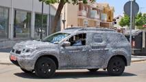 2018 Dacia Duster yeni casus fotoğrafları