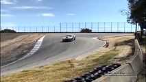 Chevrolet Corvette ZR1 casus video