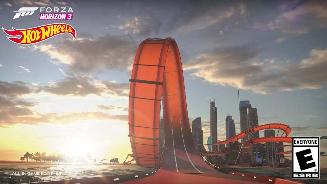 Forza Horizon 3 Hot Wheels Paketi
