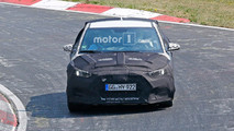 Hyundai Veloster N Spy Pics