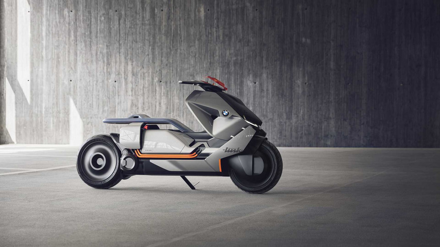BMW Motorrad Concept Link Proposes A Cool Way To Get Around Town