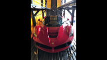 Ferrari LaFerrari seized