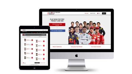 Motorsport Gaming, Grand Prix Predictor'ı sunar
