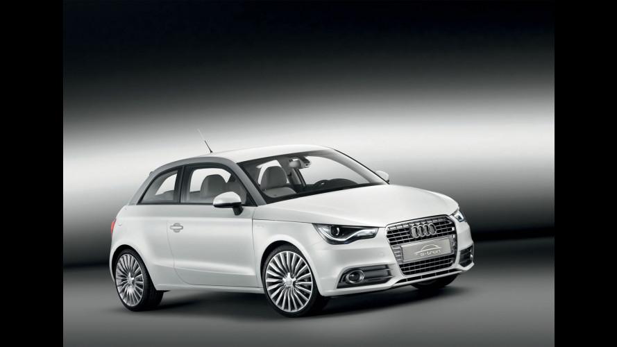 Concorso Audi per l'auto elettrica del futuro
