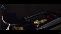 Bugatti Scale Model With Lights