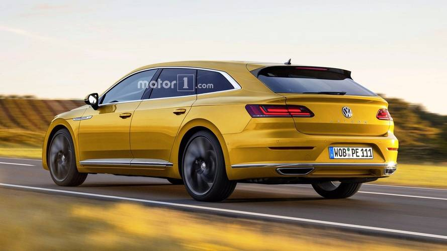 ¿Un Volkswagen Arteon familiar? No lo descartes (actualizado)