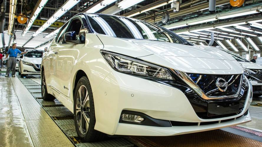 Nissan Production Shutdown Delivers Fresh Blow to Japan Inc
