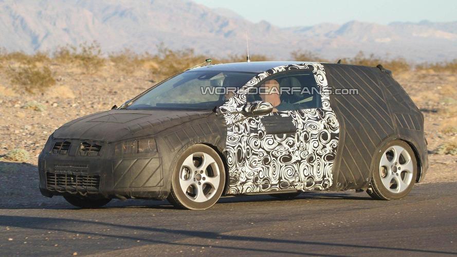 Latest Volkswagen Golf VII 5-door and GTI spy photos