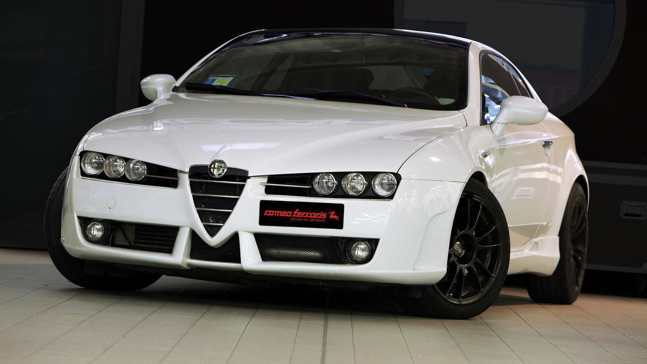 Alfa Romeo Brera by Romeo Ferraris 02.12.2011