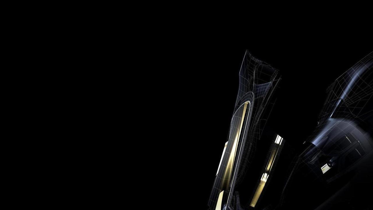 Peugeot concept car for 2010 Paris Motor Show teased