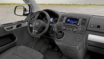 New 2010 Volkswagen T5 Van facelift