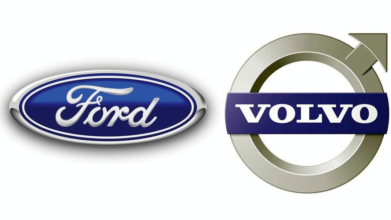 Ford & Volvo Logos