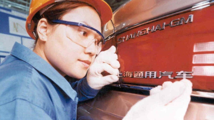 GM hits 2 million unit sales in China