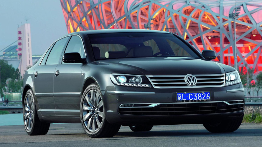 VW Phaeton to return to U.S. market