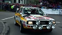 Audi Sport quattro, Donauring, 18.07 2009