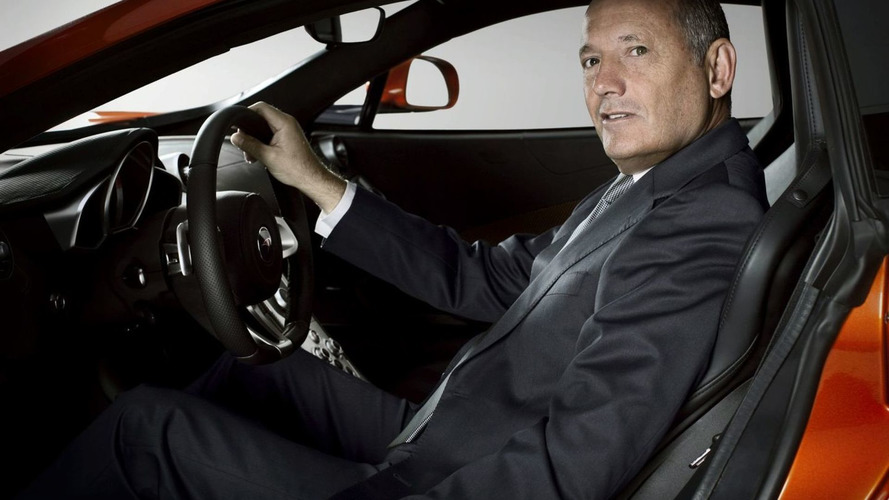 Bugatti Veyron is a 'piece of junk' - McLaren Boss Ron Dennis
