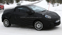 Renault Twingo CC spy photo