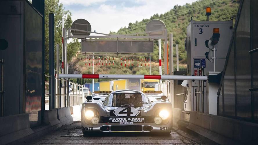 Monaco man turns Le Mans racer into road car