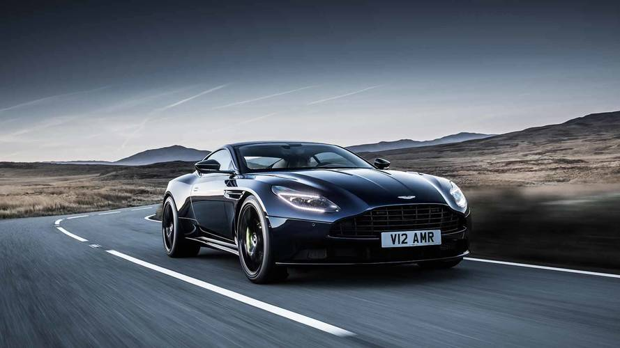Aston Martin DB11 AMR 2018, éxtasis deportivo