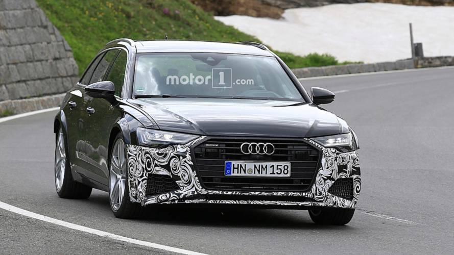 Première apparition pour la nouvelle Audi RS 6 Avant !