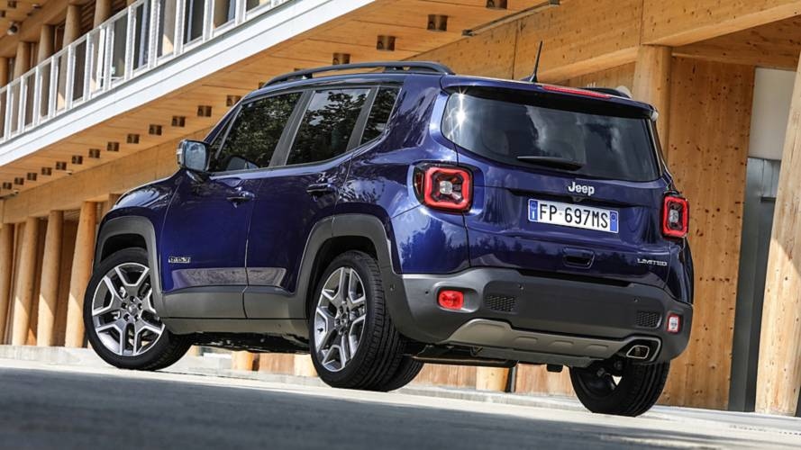 2019 jeep renegade detailed in full including trailhawk trim. Black Bedroom Furniture Sets. Home Design Ideas