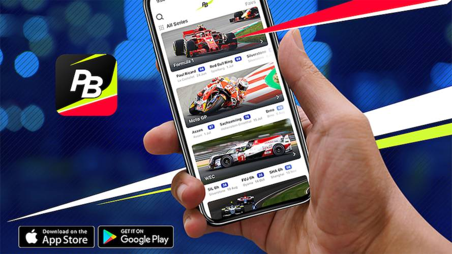Motorsport Network lance l'application Pit Stop Betting