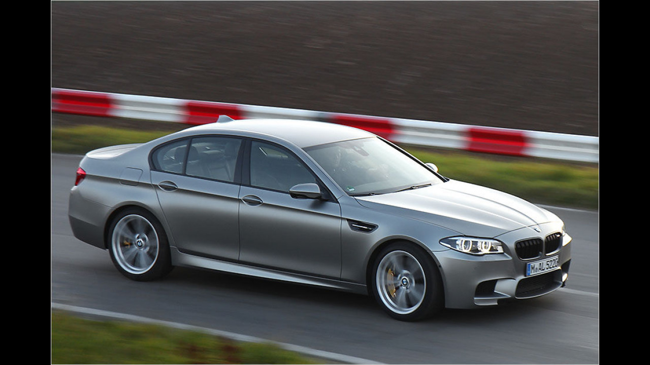 Top: BMW M5