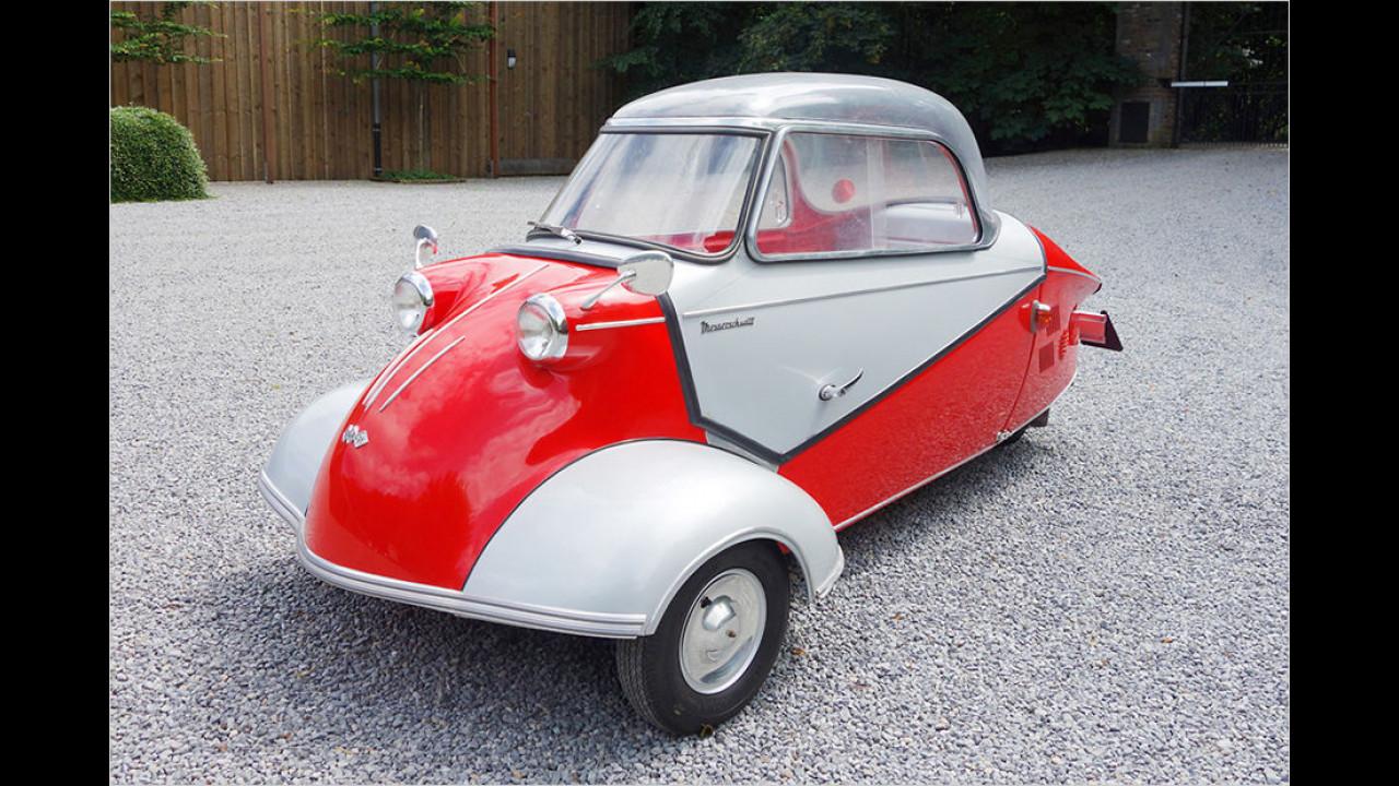 Messerschmitt KR 200 Kabinenroller (1959)