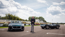 Jaguar F-Type Project 7 returns in up-close video at Goodwood FoS