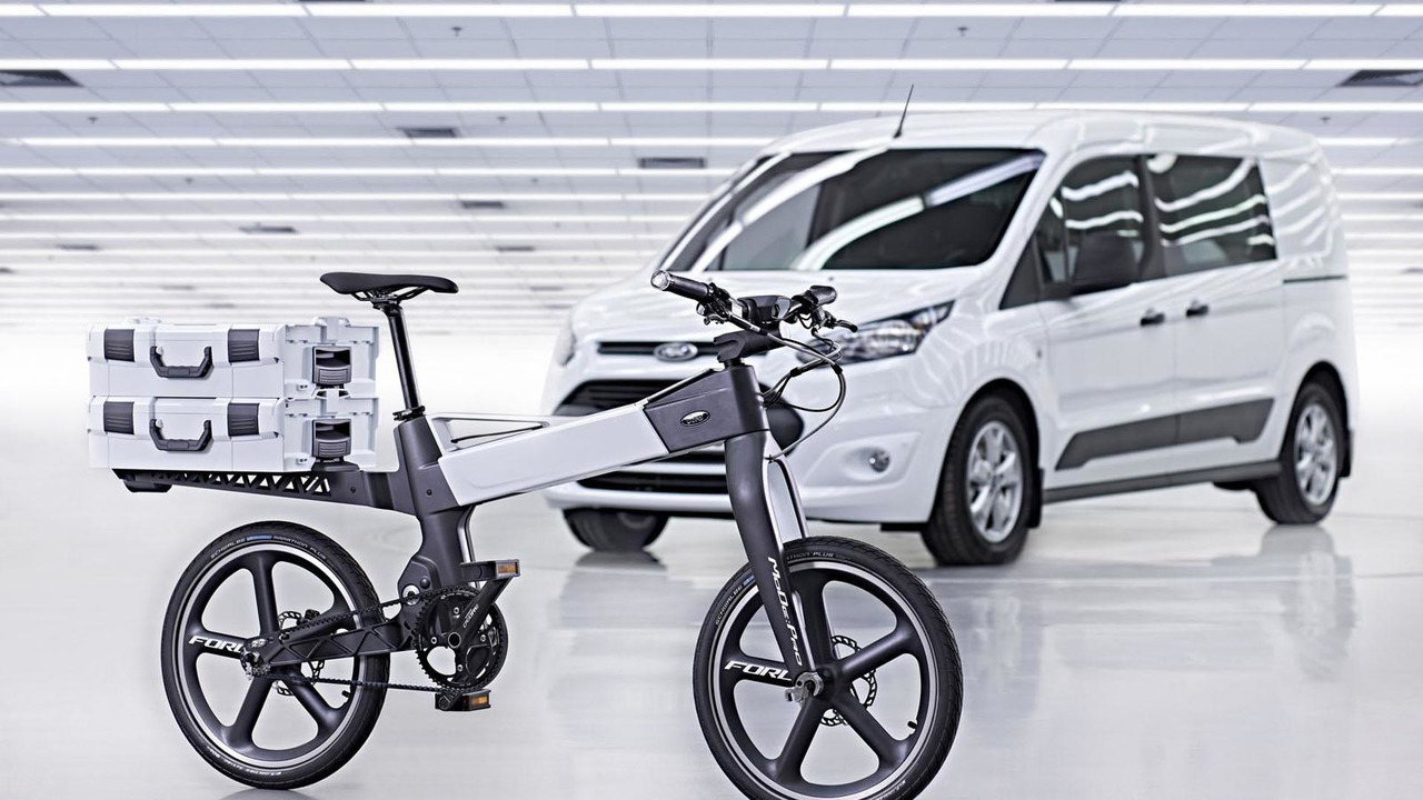 Ford Handle on Mobility e-bike prototype