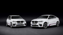 BMW X5M and X6M with M Performance Parts