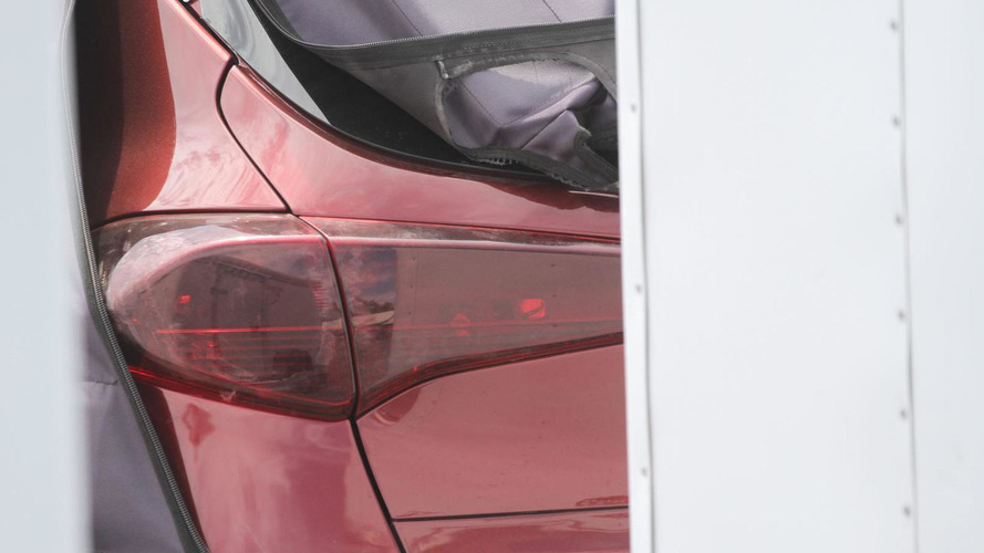 Next-gen Hyundai ix35 / Tucson returns in more revealing spy shots